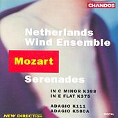 MOZART: Serenades Nos. 11 and 12 by The Netherlands Wind Ensemble