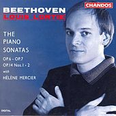 BEETHOVEN: Piano Sonatas Nos. 4, 9 and 10 / Sonata in D major for Piano Duet by Various Artists