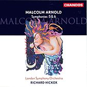 ARNOLD, M.: Symphonies Nos. 5 and 6 by Richard Hickox