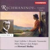 RACMANINOV: Songs by Various Artists