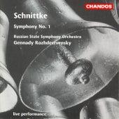 SCHNITTKE: Symphony No. 1 by Alexei Lubimov