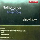 STRAVINSKY: Mavra / Concertino / Symphonies of Wind Instruments / Octet by Various Artists