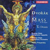 DVORAK: Mass in D major / Te Deum by Various Artists
