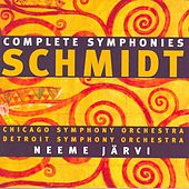 SCHMIDT: Symphonies (complete) by Various Artists