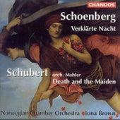 SCHOENBERG: Verklarte Nacht / SCHUBERT: String Quartet No. 14,