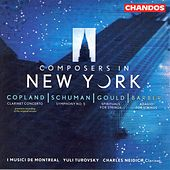 COPLAND: Clarinet Concerto / GOULD: Spirituals / SCHUMAN: Symphony No. 5 by Various Artists