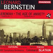 BERNSTEIN: Symphonies Nos. 1 and 2 / Divertimento by Various Artists