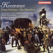 KROMMER: 3 Partitas / 6 Marches by Bastiaan Blomhert