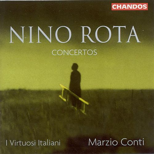ROTA: Harp Concerto / Bassoon Concerto / Trombone Concerto / Castel del Monte by Various Artists