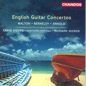 English Guitar Concertos by Richard Hickox