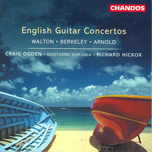 English Guitar Concertos by Richard Hickox