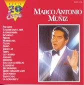 Serie 20 Exitos by Marco Antonio Muñiz