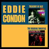 Treasury of Jazz + the Roaring Twenties by Eddie Condon