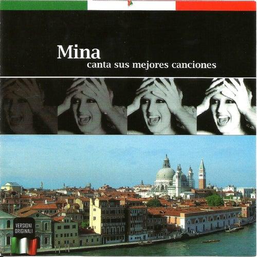 Mina canta sus mejores canciones by Mina