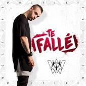 Te Fallé by Wolfine