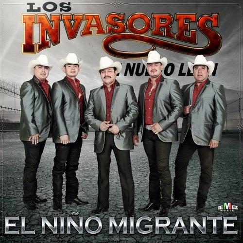 El Niño Migrante by Los Invasores De Nuevo Leon