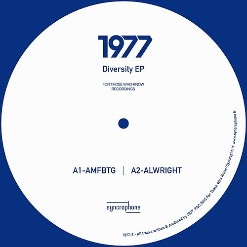Diversity - EP by 1977