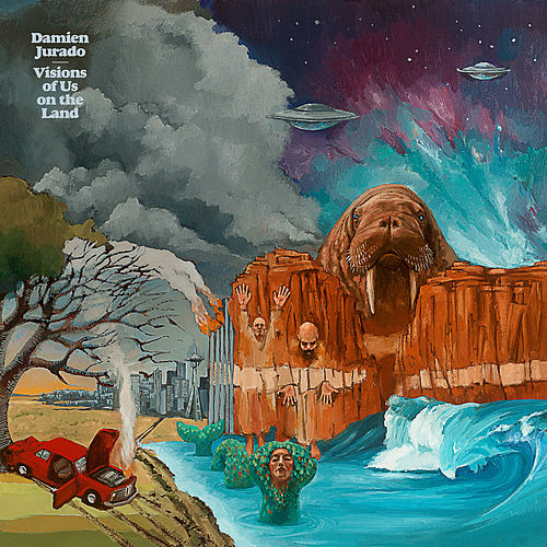 Visions of Us on the Land by Damien Jurado
