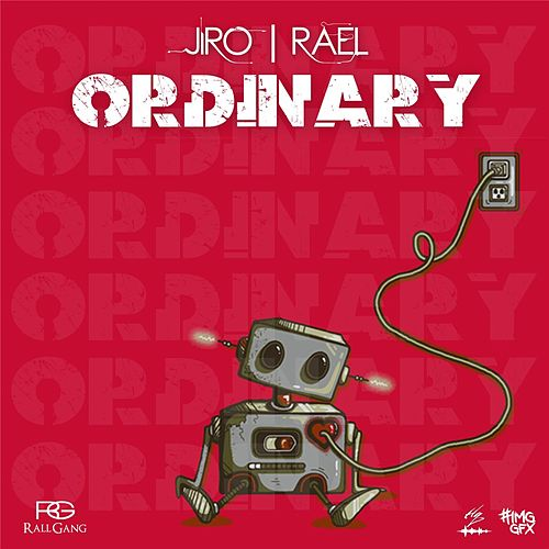 Ordinary (feat. Ràel) by Jiro