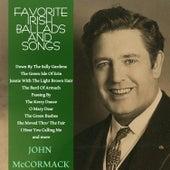 Favourite Irish Ballads & Songs by John McCormack