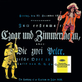 Lortzing: Zar und Zimmermann LoWV 38 by Various Artists