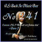 Cantata No.5, Wo soll ich fliehen hin, Bwv5 by Shinji Ishihara