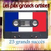 Les plus grands artistes - 25 Grands succès by Various Artists