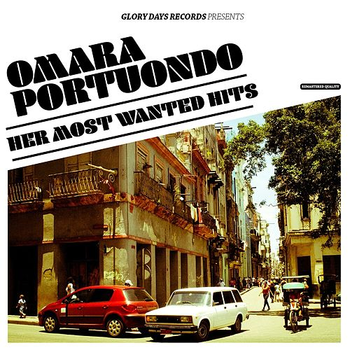 Her Most Wanted Hits von Omara Portuondo