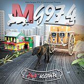 Mg974 Da' Kour by Various Artists