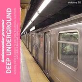 Budenzauber Pres. Deep Underground, Vol. 10 by Various Artists