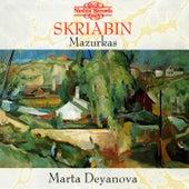 Scriabin: Mazurkas by Marta Deyanova