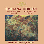 Smetana & Debussy: String Quartets by Medici String Quartet
