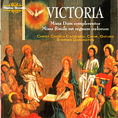 Victoria: Masses by Christ Church Cathedral Choir