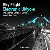 Electronic Ukiyo-e by Sky Flight