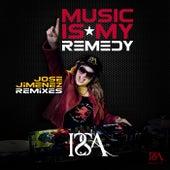 Music Is My Remedy: Jose Jimenez Remixes by Issa