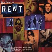 The Best of Rent: Highlights from the Original Cast Album von Jonathan Larson