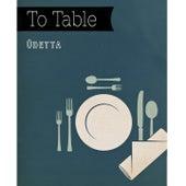 To Table von Odetta