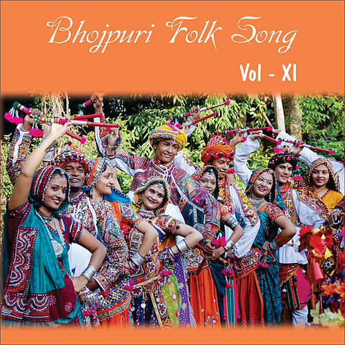 Bhojpuri Folk Song, Vol. 11 by Devi