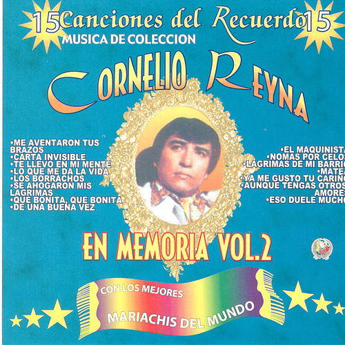 En Memoria, Vol. 2 by Cornelio Reyna
