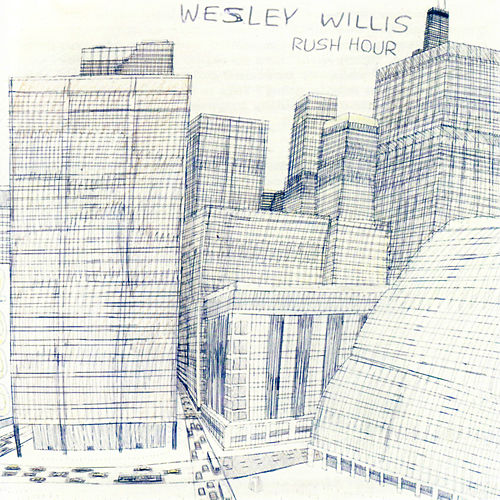 Rush Hour von Wesley Willis