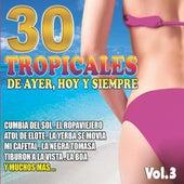 30 Tropicales De Ayer, Hoy Y Siempre, Vol. 3 by Various Artists