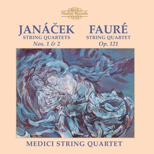 Janáček & Fauré: String Quartets by Medici String Quartet