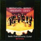 Beethoven: Septett - Hindemith: Oktett by Berlin Philharmonic Octet
