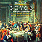 Boyce: The Eight Symphonies by English String Orchestra
