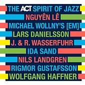 The Act Spirit of Jazz by Various Artists