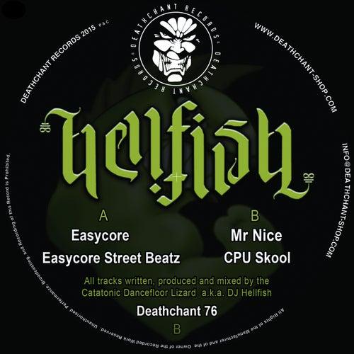 Easycore E.P by Hellfish