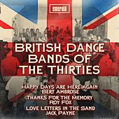 British Dance Bands of the Thirties by Various Artists