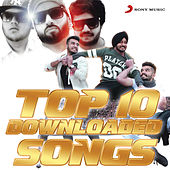 Top 10 Downloaded Songs by Various Artists