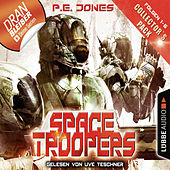 Space Troopers - Collector's Pack - Folgen 1-6 von P. E. Jones