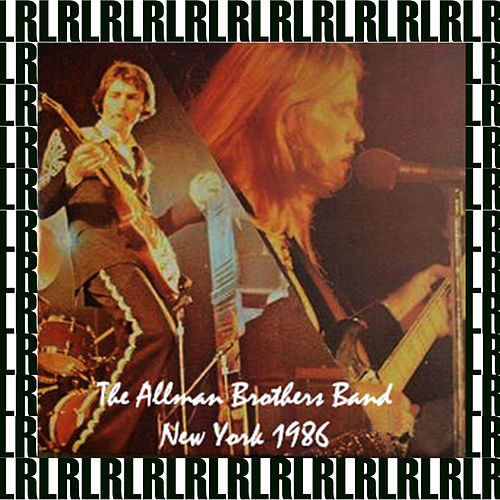 Madison Square Garden, New York, October 31st, 1986 (Remastered) [Live on Fm Broadcasting) von The Allman Brothers Band